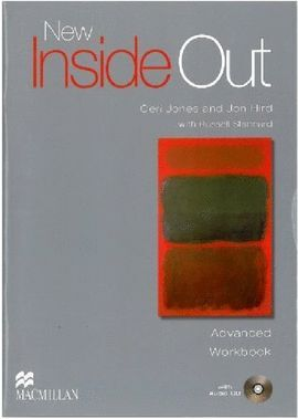 010 NEW INSIDE OUT ADVANCED WORKBOOK +CD