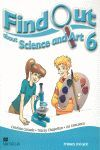 *** 007 -6 FIND OUT ABOUT SCIENCE AND ART -PRIMARY 3RD CYCLE