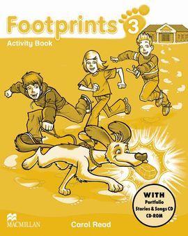 3EP FOOTPRINTS ACTIVITY BOOK