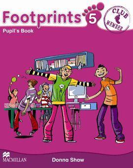 010 5EP FOOTPRINTS PUPIL'S BOOK