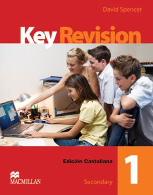 KEY REVISION 1 - STUDENT`S BOOK + CD (CASTELLANO)