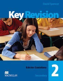 KEY REVISION 2 - STUDENT`S BOOK + CD (CASTELLANO)