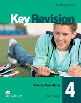 KEY REVISION 4 +CD AUDIO -STUDENT'S BOOK