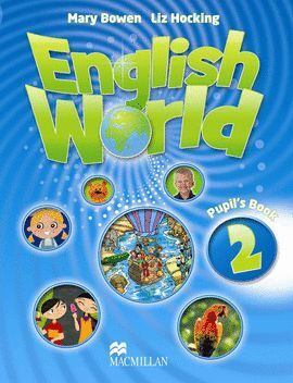 010 2EP ENGLISH WORLD PUPIL¦S BOOK
