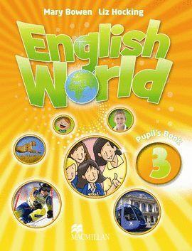 010 3EP ENGLISH WORLD PUPIL¦S BOOK