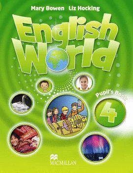 010 4EP ENGLISH WORLD PUPIL¦S BOOK