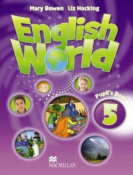 010 5EP ENGLISH WORLD PUPIL¦S BOOK