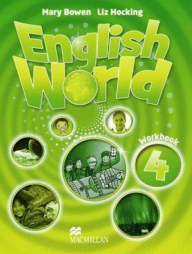 010 4EP ENGLISH WORLD WORKBOOK