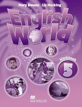 010 5EP ENGLISH WORLD WORKBOOK