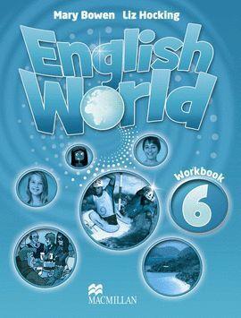 010 6EP ENGLISH WORLD WORKBOOK