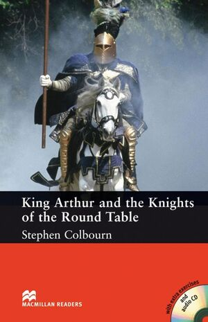 KING ARTHUR AND THE KNIGHTS OF THE ROUND TABLE (+CD)