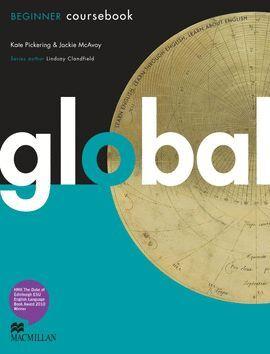010 PACK GLOBAL BEGINNER ( COURSEBOOK + WORKBOOK )