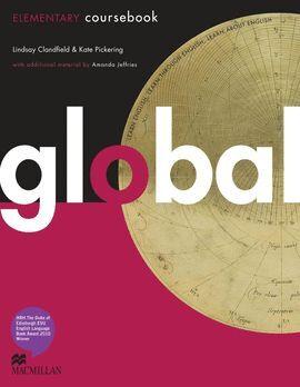 010 GLOBAL ELEMENTARY COURSEBOOK +CD