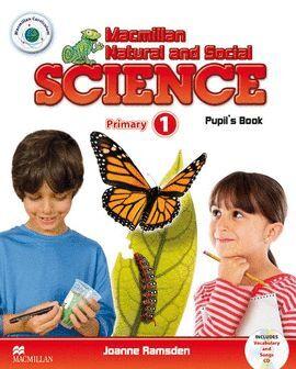 010 1EP MACMILLAN NATURAL AND SOCIAL SCIENCE PUPIL'S BOOK +CD