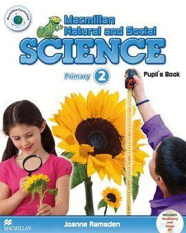 010 2EP MACMILLAN NATURAL AND SOCIAL SCIENCE PUPIL'S BOOK +CD
