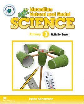011 WB 3EP MACMILLAN NATURAL AND SOCIAL SCIENCE (+CD)