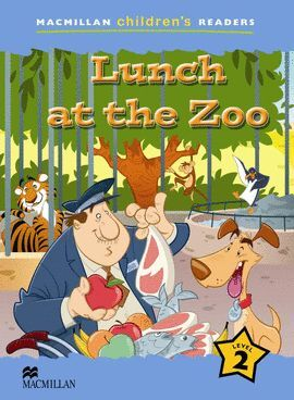 LUNCH AT THE ZOO LEVEL 2 MACMILLAN CHILDREN'S READERS