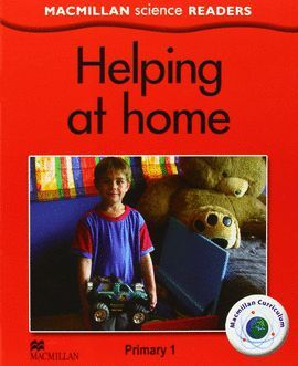 HELPING AT HOME 1EP SCIENCE READERS