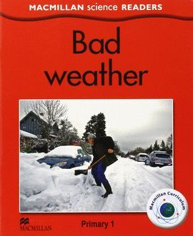 BAD WEATHER 1EP SCIENCE READERS