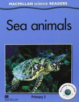 SEA ANIMALS 2EP SCIENCE READERS