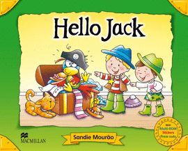011 HELLO JACK (+CD)