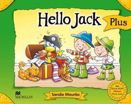 011 3AÑOS HELLO JACK PLUS ST+WB+CD