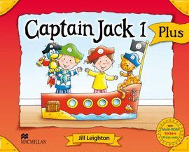 011 CAPTAIN JACK 1 PLUS + CD