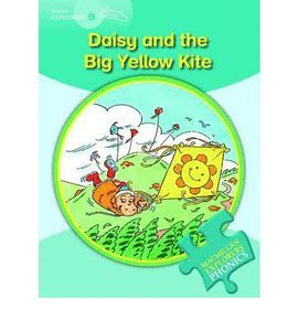 DAISY AND THE BIG YELLOW KITE -YOUNG EXPLORERS 2