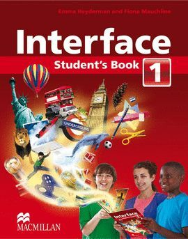 011 1ESO INTERFACE 1 STUDENT BOOK