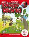 010 1EP SB BUGS WORLD BOOK + CD