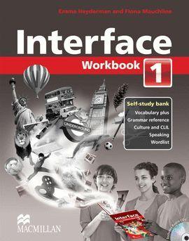 011 INTERFACE 1ESO WORKBOOK PACK EDICION CASTELLANA + CDS