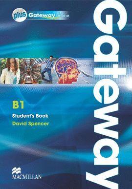 011 GATEWAY B1 -STUDENT`S BOOK