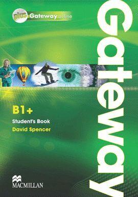 011 GATEWAY B1+ STUDENT`S BOOK