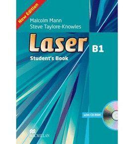 013 SB LASER B1 STUDENTS BOOK + CD ROM
