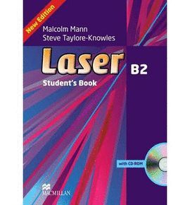 013 SB LASER B2 STUDENTS BOOK + CD ROM