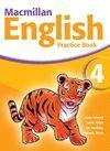 012 4EP MACMILLAN ENGLISH- PRACTICE BOOK