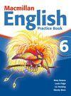012 6EP MACMILLAN ENGLISH PRACTICE BOOK