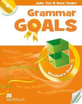 014 3EP SB GRAMMAR GOALS PUPIL'S BOOK