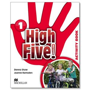 016 WB HIGH FIVE! 1 ACTIVITY BOOK