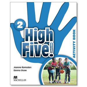 016 WB HIGH FIVE! 2 ACTIVITY BOOK