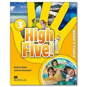 016 SB HIGH FIVE! 3 PUPIL'S BOOK