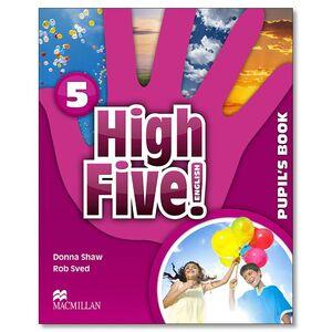 016 SB HIGH FIVE! 5 PUPIL'S BOOK
