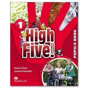 016 SB HIGH FIVE! 1 PUPIL'S BOOK