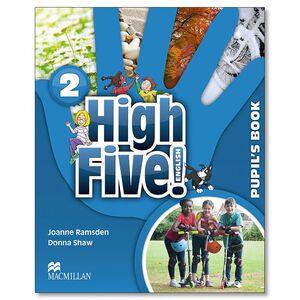 016 SB HIGH FIVE! 2 PUPIL'S BOOK