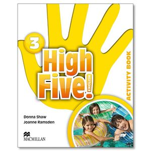 016 WB HIGH FIVE! 3 ACTIVITY BOOK