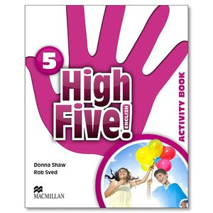 016 WB HIGH FIVE! 5 ACTIVITY BOOK