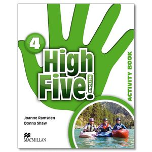 016 WB HIGH FIVE! 4 ACTIVITY BOOK
