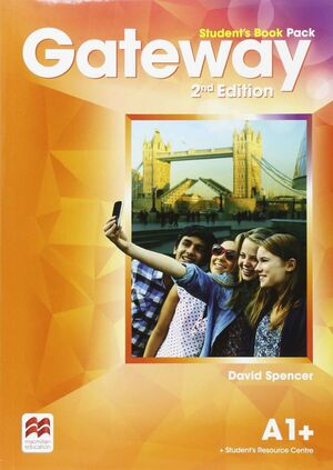 016 SB GATEWAY (2ND EDITION) A1+ STUDENT'S BOOK PACK