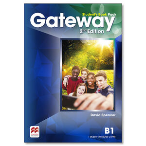 016 GATEWAY B1 STUDENT'S BOOK