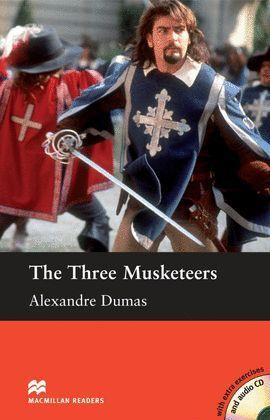 THE THREE MUSKETEERS LEVEL 2 BEGINNER +ÇD